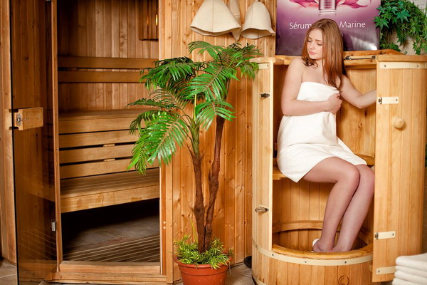 Spa Day At Home: The Best In-Home Sauna