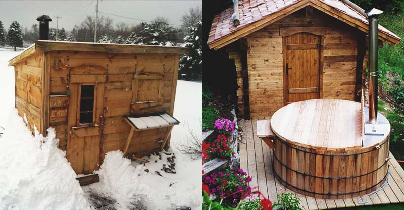 Sauna vs Hot Tub – Which is Better?