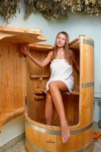 Health Benefits of Bathing in Steam Saunas