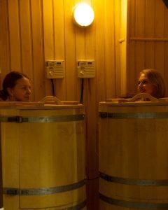 The Evolution of the Northern European Sauna